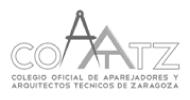 Colegio Oficial de Aparejadores y Arquitectos Técnicos de Zaragoza